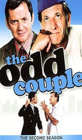 Odd Couple:Second Season - (Region 1 Import DVD)
