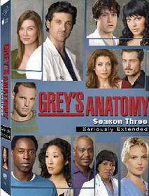 Grey's Anatomy Complete Season 3 (DVD)