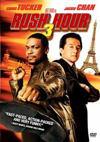 Rush Hour 3 (2007) - (DVD)
