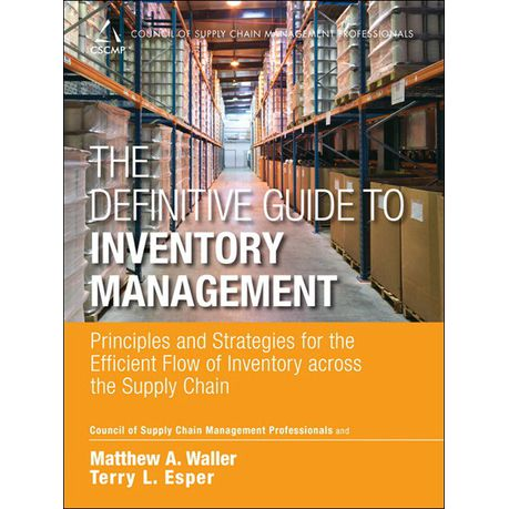 The Definitive Guide to Inventory Management (eBook)