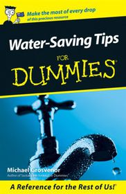 Water-Saving Tips For Dummies (eBook)