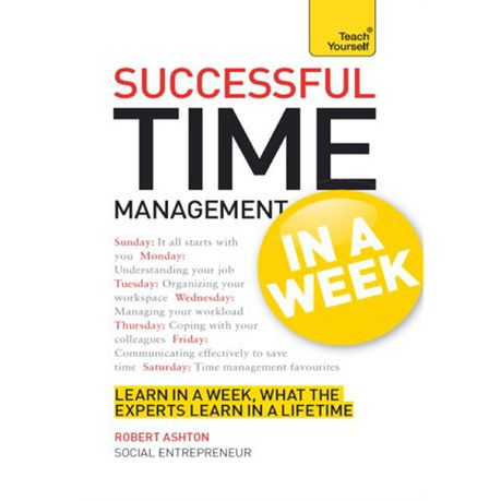 Be a Better Manager in a Week: Teach Yourself eBook ePub (TYW)