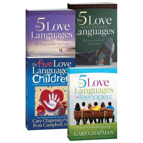 The 5 Love Languages The 5 Love Languages Men S Edition The 5 Love