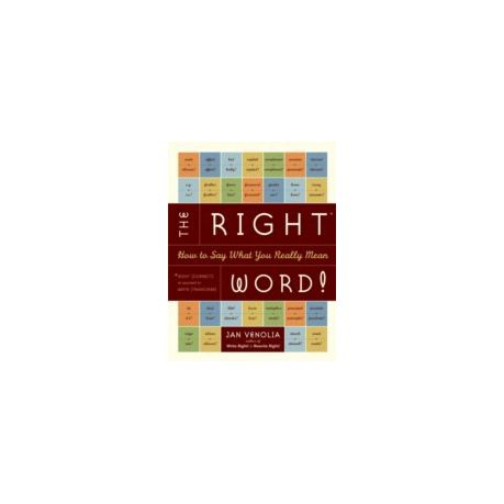 Right Word! (eBook)