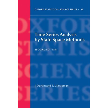 Space methods time series by pdf analysis state