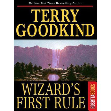 Wizards First Rule Terry Goodkind Ebook