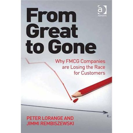 From Great to Gone (eBook)