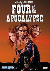 Four of the Apocalypse - (Region 1 Import DVD)