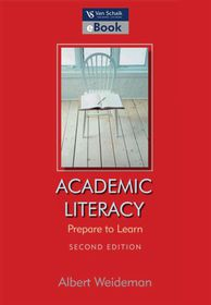 Academic literacy 2 (eBook)