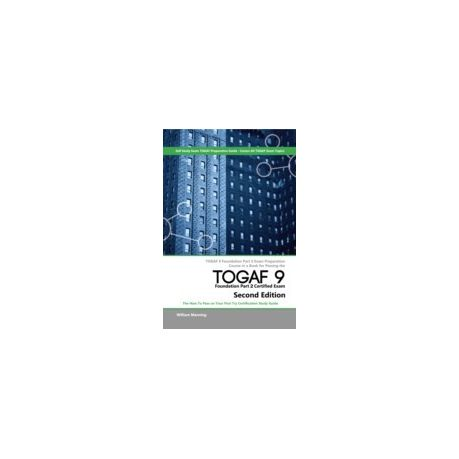 Togaf 9 Foundation Study Guide Pdf