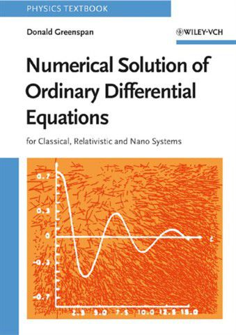 Numerical solution of ordinary differential equations ebook buy numerical solution of ordinary differential equations ebook loading zoom fandeluxe Images
