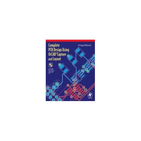 Complete PCB Design Using OrCad Capture and Layout (eBook)