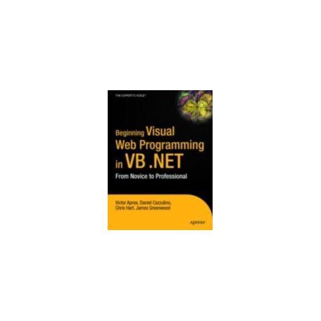 Vb.net Ebook For Beginners