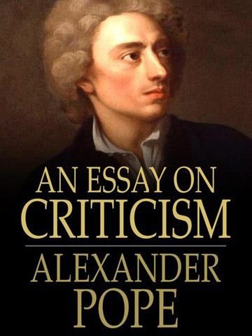 An essay on criticism ebook buy online in south africa