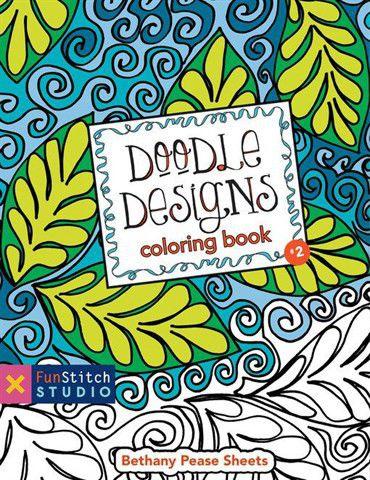 Doodle Designs Coloring Book EBook Loading Zoom