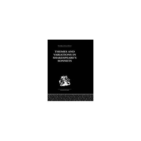 Shakespeare Sonnets Ebook