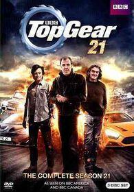 Top Gear Season 21 (Region 1 Import DVD)