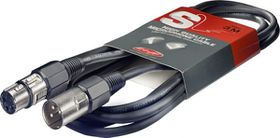 Stagg SMC3 3m XLR-XLR Microphone Cable