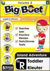 Big Boet Toddler - Volume2