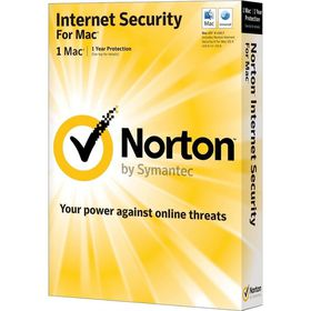 Norton Internet Security for Mac 2014 - Sierra- 1 User