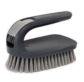 Joseph Joseph - Twin Scrub Brush - Grey