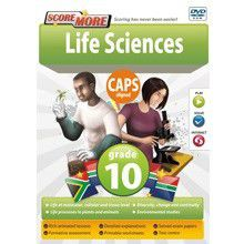 ScoreMore Life Science - Grade 10
