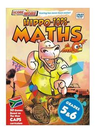 Score More - Hippotops - Maths Grade 5 & 6.