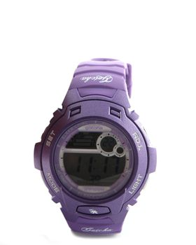 Gotcha Ladies Digital Watch in Purple