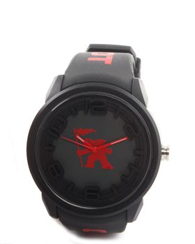 Gotcha Men's Analogue Watch in Red & Black