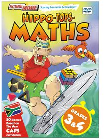 Score More - Hippotops - Maths Grade 3 & 4 .