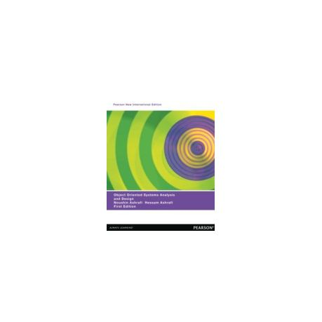 Object Oriented Analysis And Design Ebook