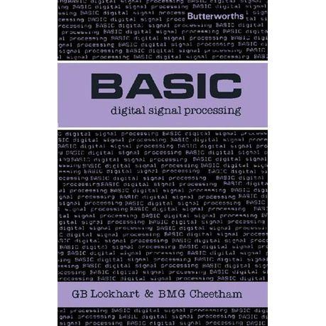Basic Digital Signal Processing Ebook Buy Online In South Africa