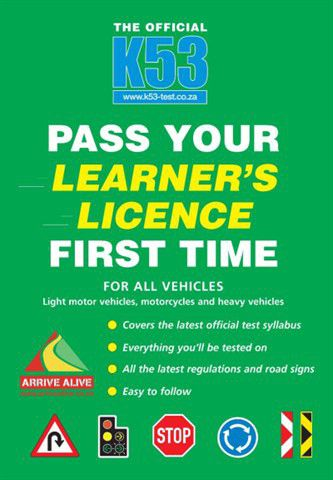 The official k53 pass your learners licence first time ebook the official k53 pass your learners licence first time ebook loading zoom fandeluxe Gallery