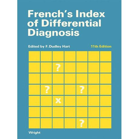 French Index Of Differential Diagnosis Pdf