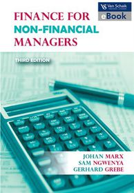 For nonfinancial managers ebook finance