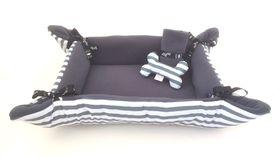 Wagworld - Medium Puppy Cuddle Bed Pack - Grey