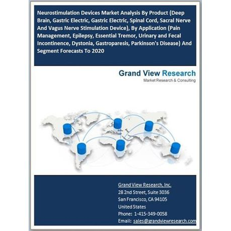 Neurostimulation Devices Market Analysis By Product (Deep Brain, Gastric  Electric, Gastric Electric, Spinal Cord, Sacral Nerve And Vagus Nerve