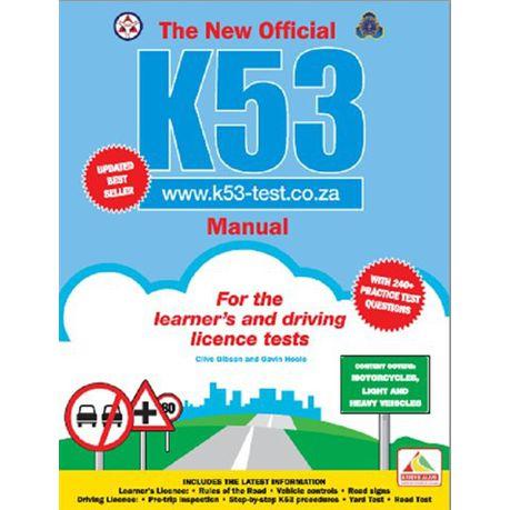 K53 Book Full Pdf