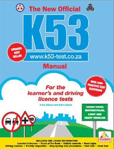 The new official k53 manual ebook buy online in south africa the new official k53 manual ebook loading zoom fandeluxe Gallery