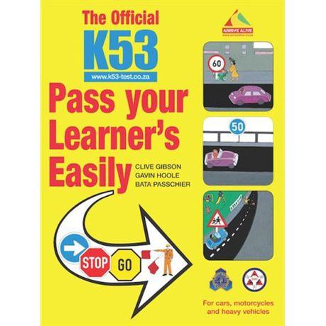 K53 Learners Licence Test Pdf