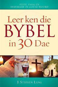Die bybel 19331953 vertaling buy online in south africa leer ken die bybel in 30 dae ebook fandeluxe Choice Image