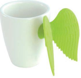 Pylones - Angel Green Espresso Mug