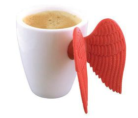 Pylones - Angel Red Espresso Mug