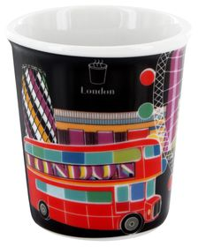 Pylones - London Black Mini Cup