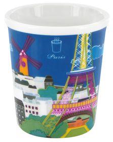 Pylones - Paris Blue Mini Cup