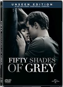 Fifty Shades Of Grey Unseen Edition (DVD)