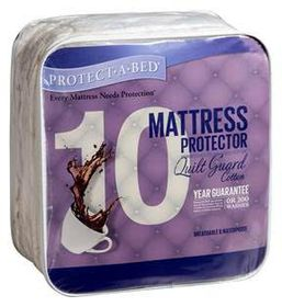 Protect-A-Bed - Quiltguard Mattress Protector
