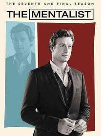 The Mentalist Season 7 (Region 1 Import DVD)