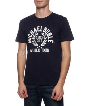 Big Concerts Michael Buble Tour Tee - Navy