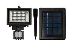 Nexus - Solar Security Light 60 LED PIR Sensor